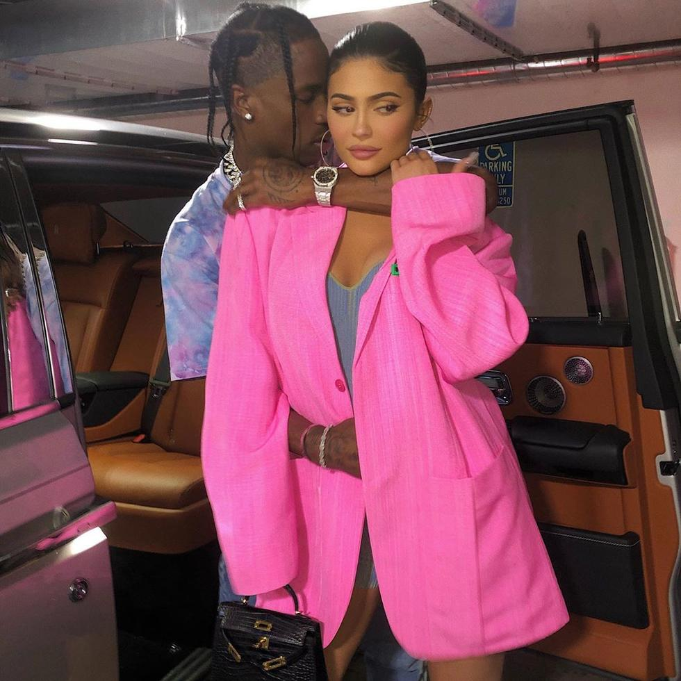 This Is How Travis Scott Surprised Kylie Jenner Days Before 22nd Birthday