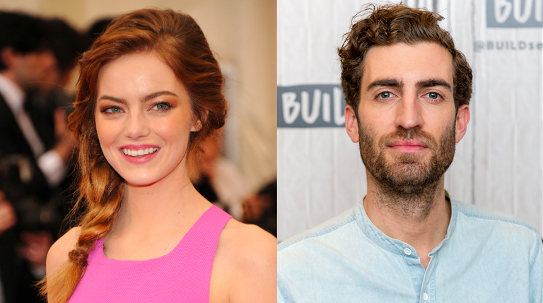 Your Official Guide to Emma Stone and Dave McCary's Low-Key Relationship