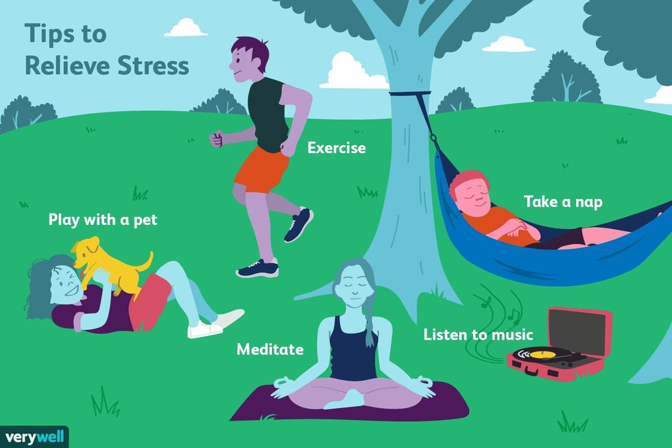 5 Awesome Tips To Juggle Uni Life And Manage Stress