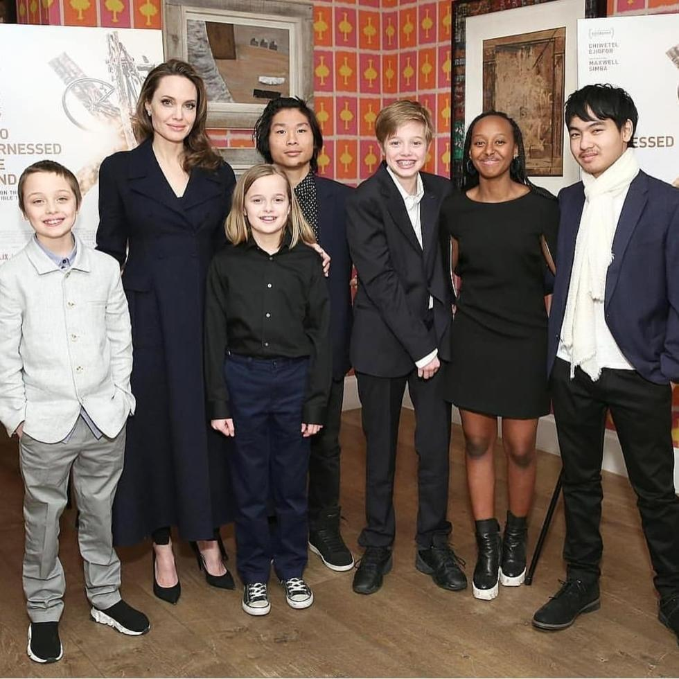 Angelina Jolie's Kids Are All Grown Up!