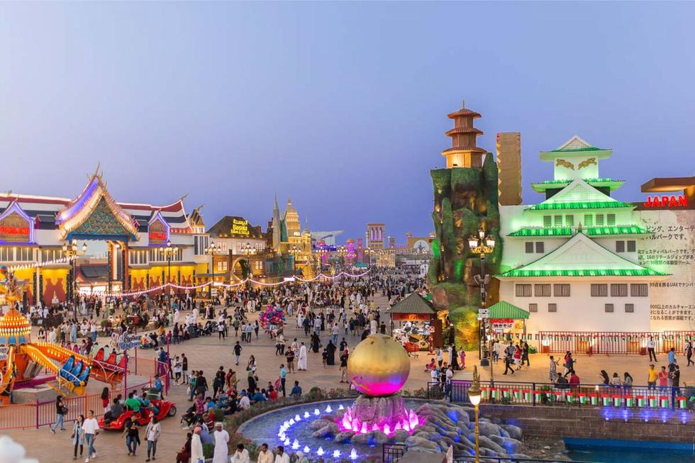 Guys, Global Village is reopening and the date has been CONFIRMED