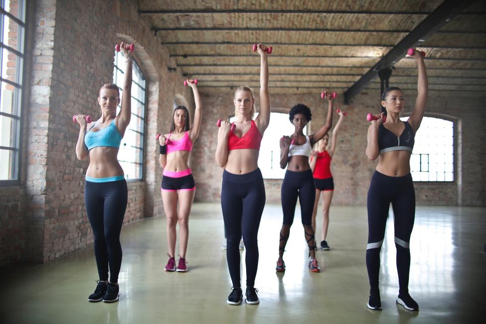 How To Team Up And Get Fit!