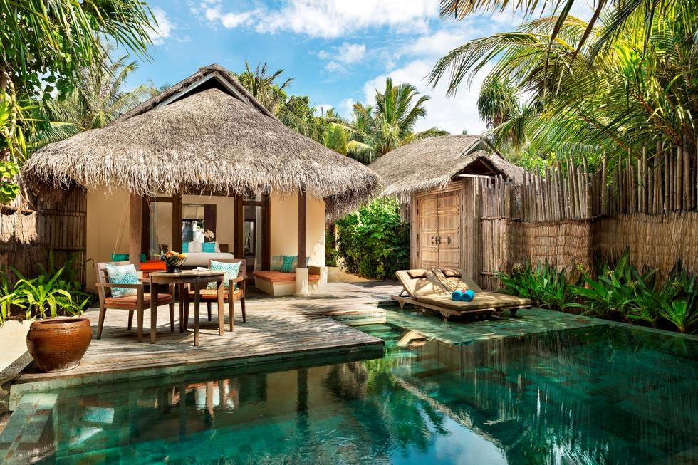 Weekend Getaway Goals: Anantara Dhigu In The Maldives