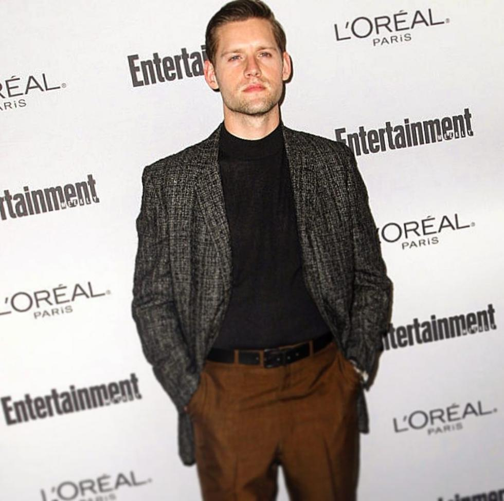 What You Never Knew About Our Cosmo Guy Of The Month, Luke Kleintank