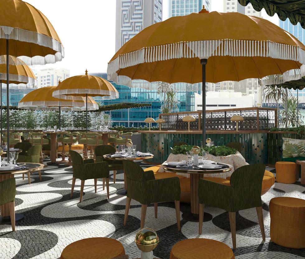 Madrid's Hottest Celeb Restaurant, Amazonico Is Coming To Dubai