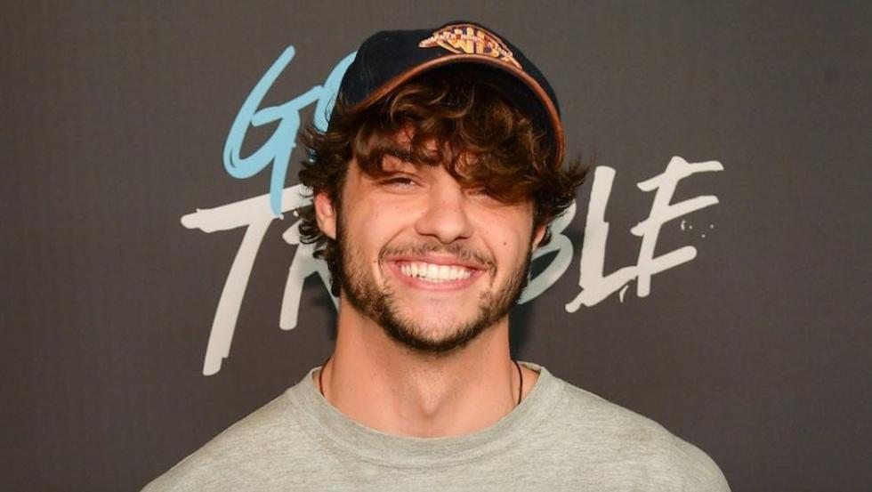 Noah Centineo Just Bleached His Beard And It's Literally Making His Fans Unstan