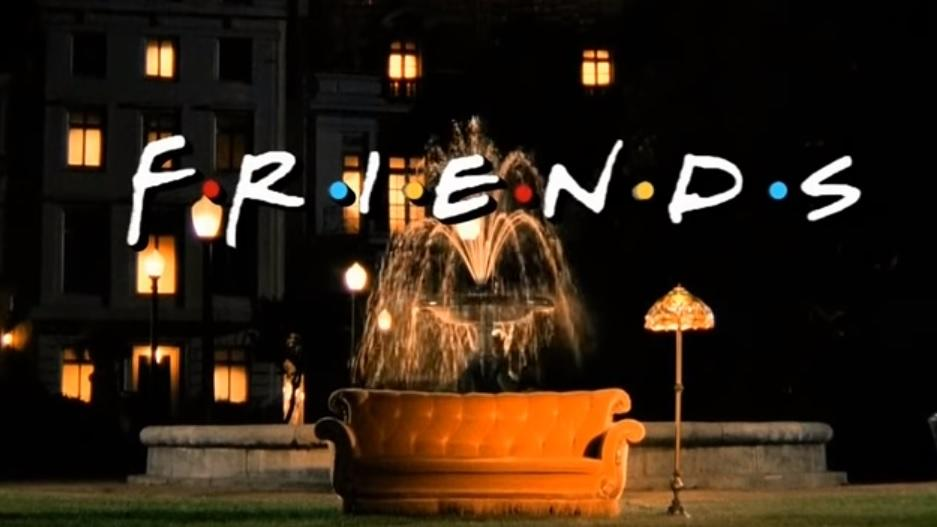 Dubai Fountains Played With The Friends Theme And We Have All The 90s Feels