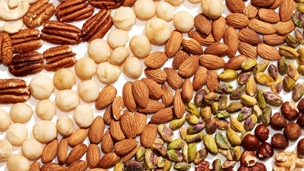 Nuts Could Stop You Putting On Weight As You Get Older
