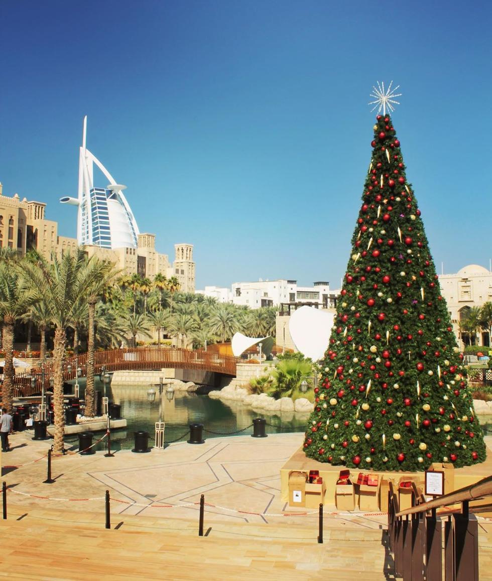 How You Can Celebrate Christmas in the 'Dubai Alps'!