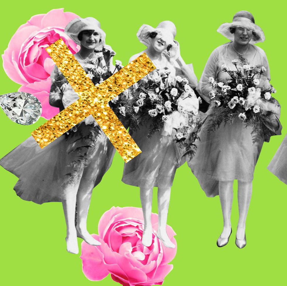 Why the Whole Bridesmaids Thing Needs to Die