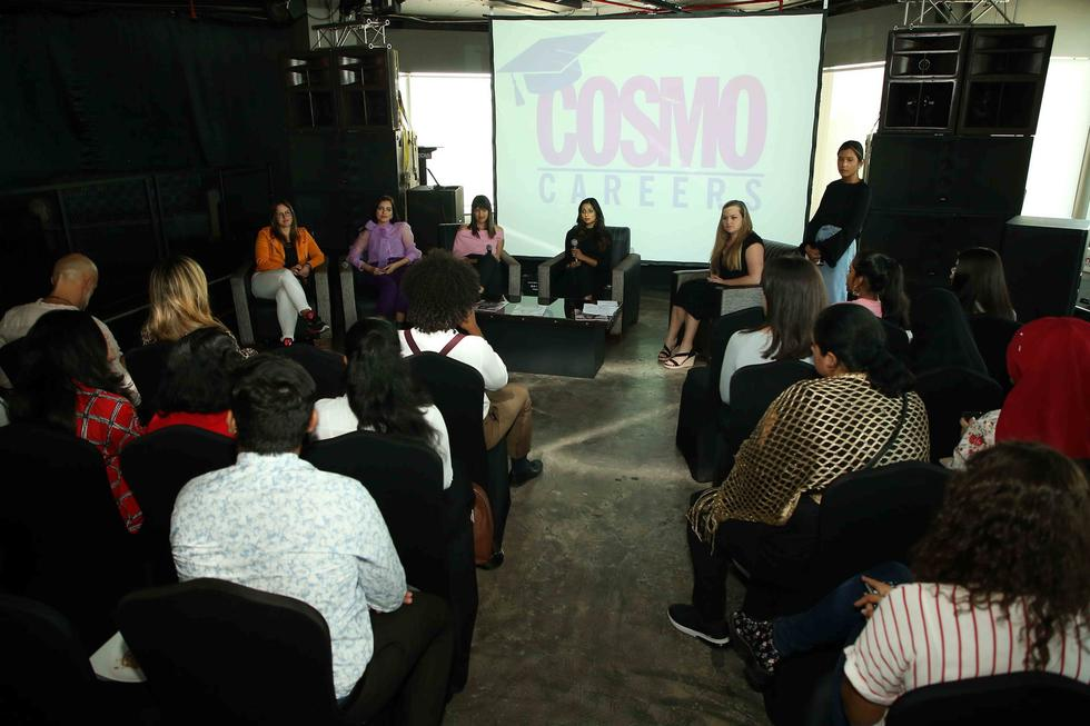 What We Learned At Cosmo Careers, 2019