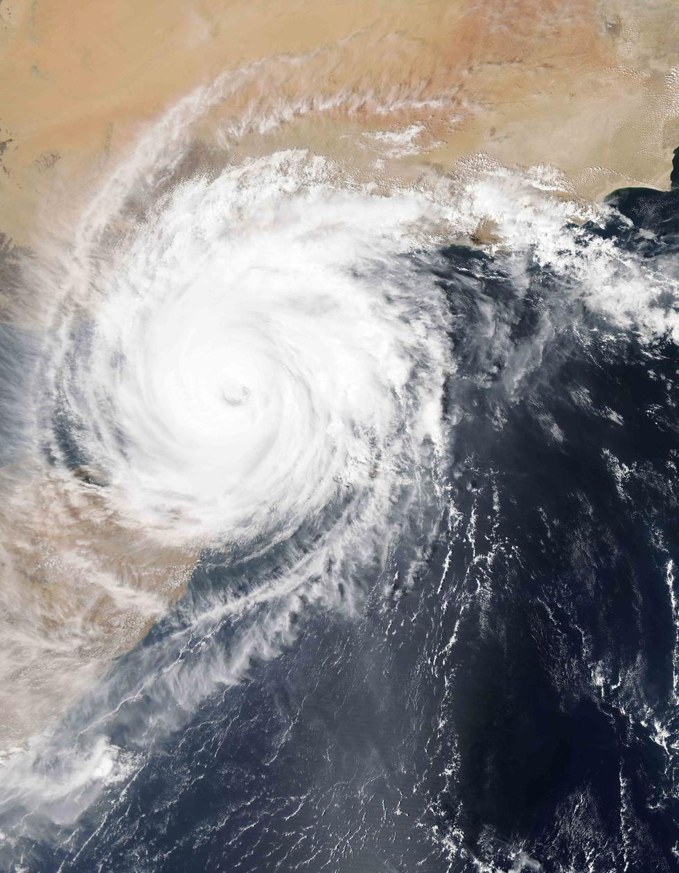 The Cyclone in the UAE Will Be Getting Worse