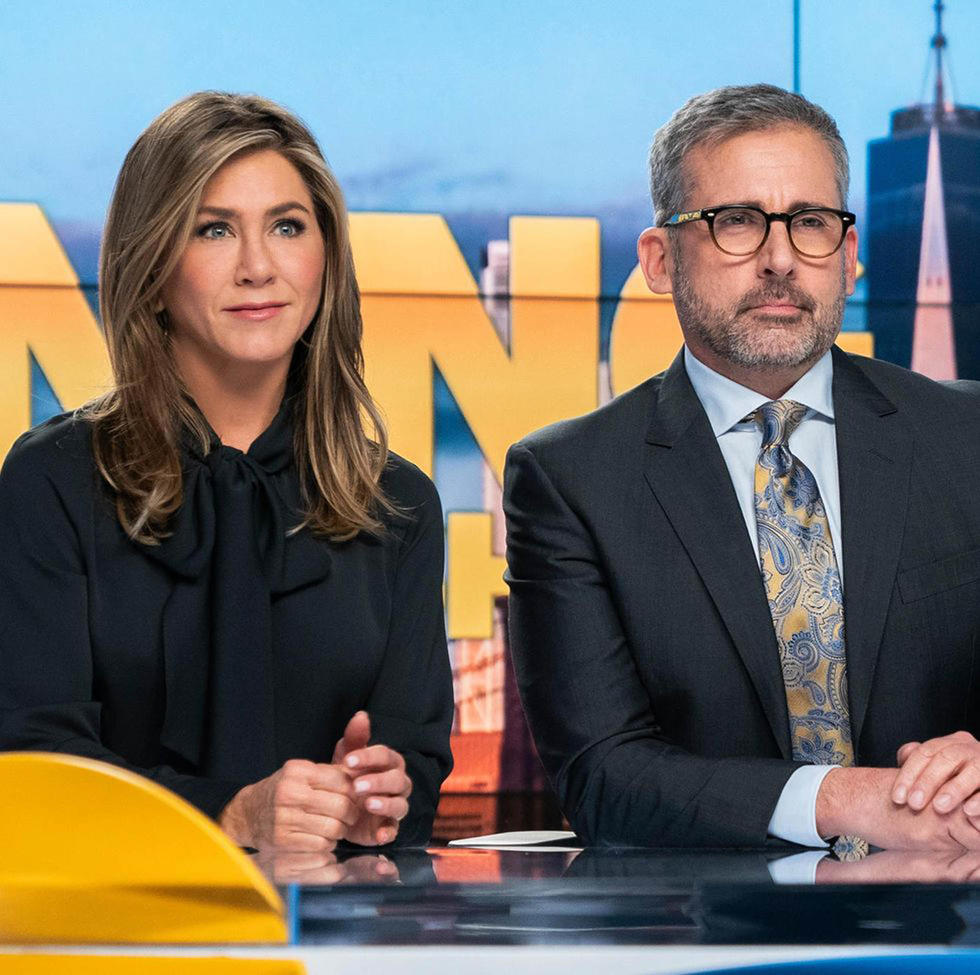 The Real Life Scandal Behind Jennifer Aniston's The Morning Show