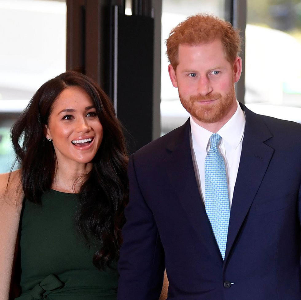 Prince Harry Just Hinted That He and Meghan Markle Are Already Thinking About Baby #2