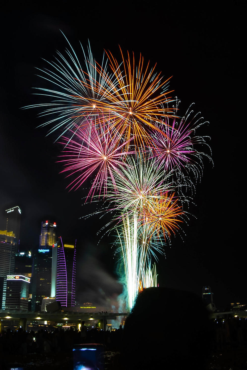 YAY! There Is A Fireworks Display In Dubai This Weekend