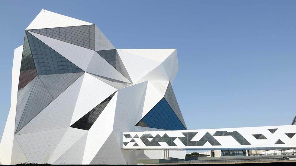 The World's Biggest Indoor Adventure Hub Is Opening In Abu Dhabi