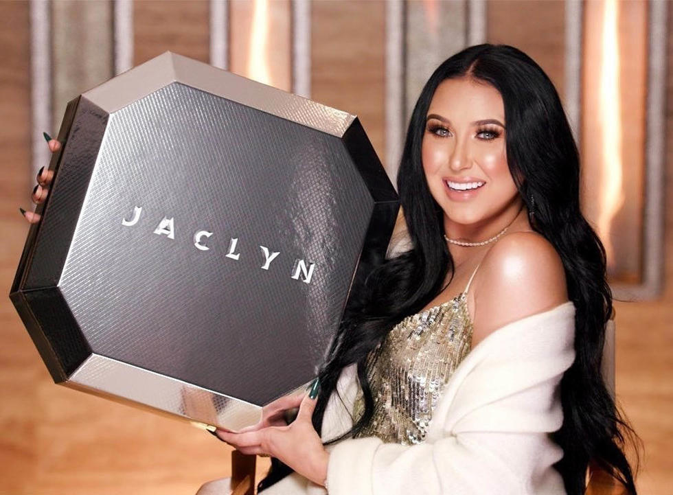 Jaclyn Hill Is Back With A Brand New Holiday Makeup Collection