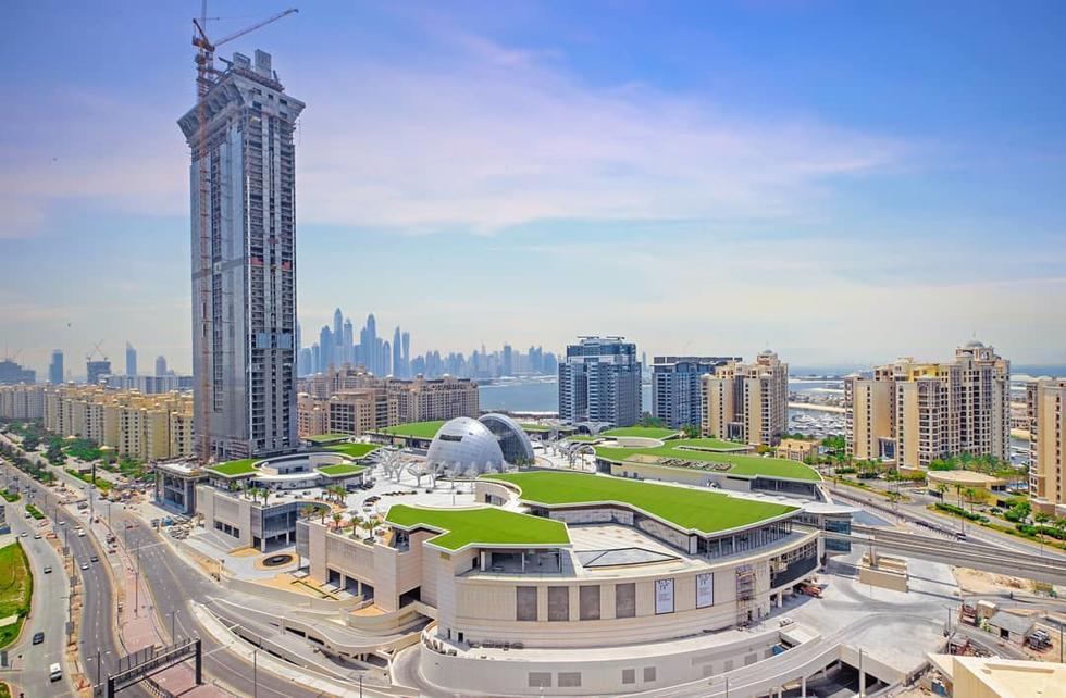 Finally! The Nakheel Mall is opening next week