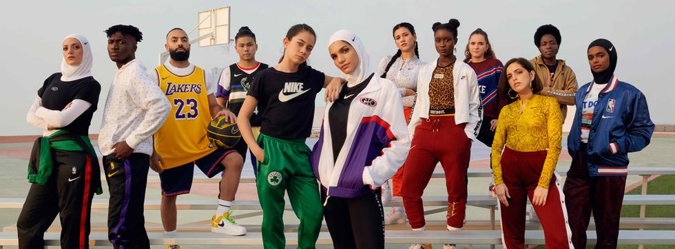 Calling All Athletes! Nike's We Play DXB Campaign Is Back