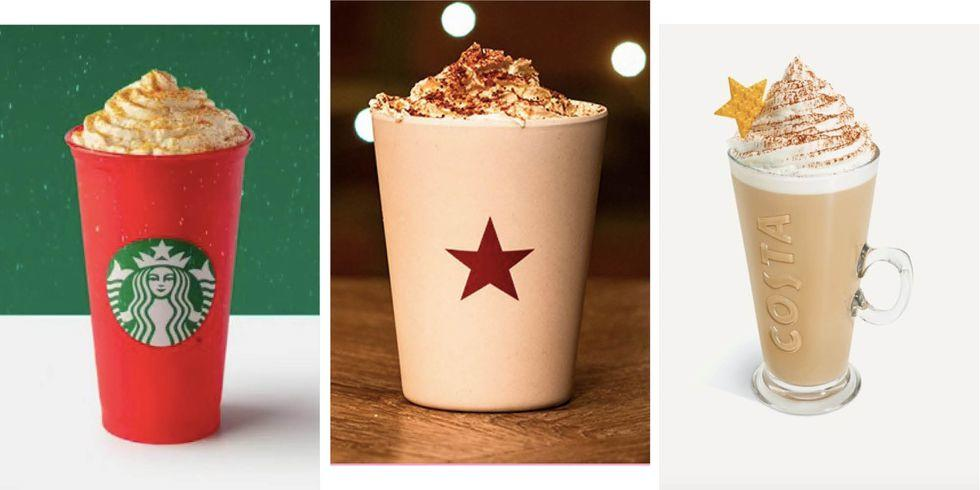 You Will Not Enjoy How Much Sugar Is In Your Favourite Festive Hot Drinks