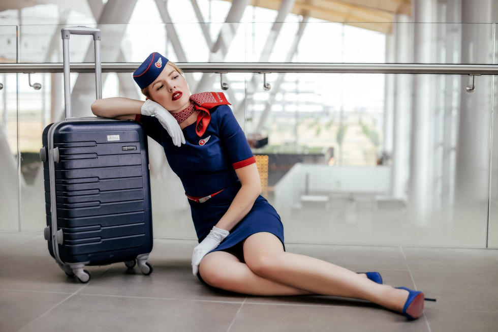This is why flight attendants ask to see your boarding pass when you get on a plane