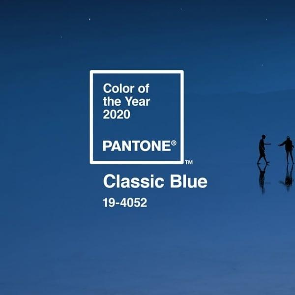 Beat The Blues With Pantone