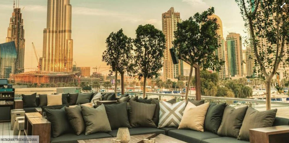 10 Of The Best Rooftop Bars In Dubai ATM