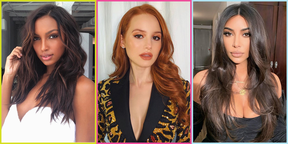 9 Winter Hair Colors That Need to Be on Your Radar