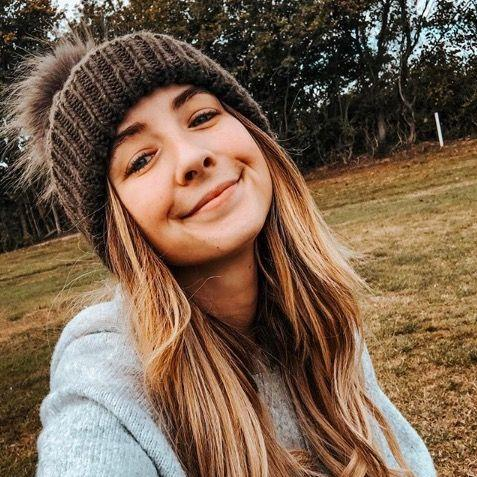 Zoe Sugg on how she cleared up her adult acne