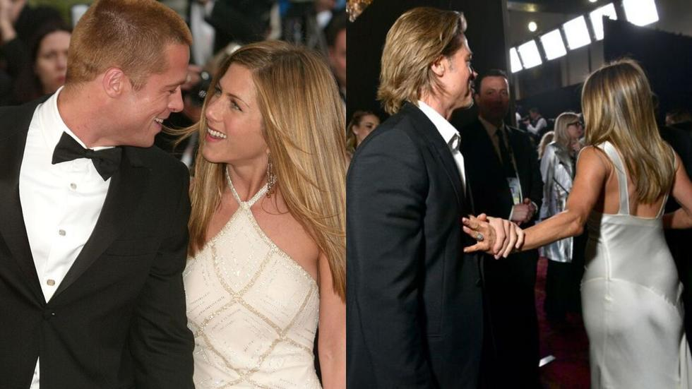Jennifer Aniston and Brad Pitt broke the Internet with these hilarious memes
