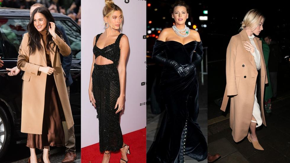 Ariana Grande, Grammys, Kate Middleton, Meghan Markle, Blake Lively, Hailey Bieber, Best Dressed Celebs, Best Dressed, Massimo Dutti, Givenchy, Mango, Margot robbie