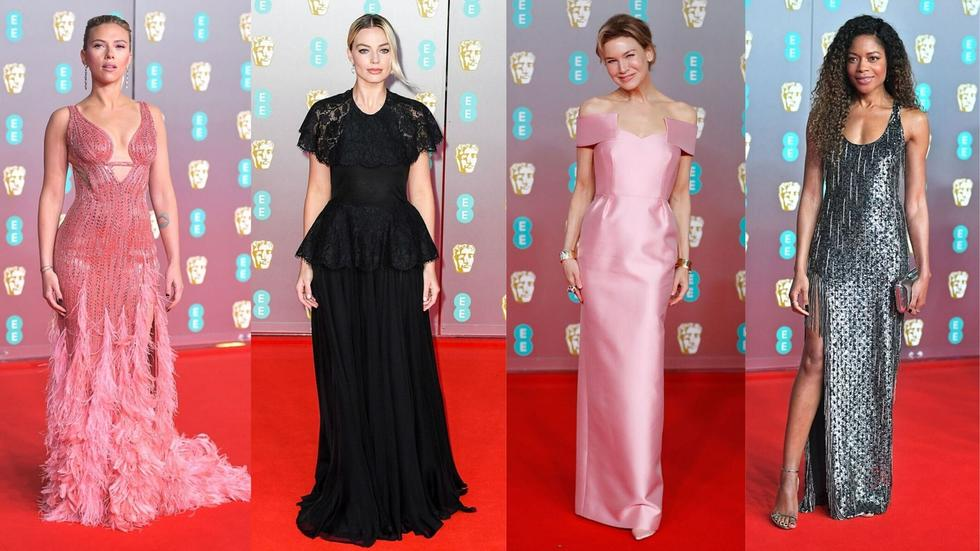 BAFTAs 2020: Best gowns on the red carpet