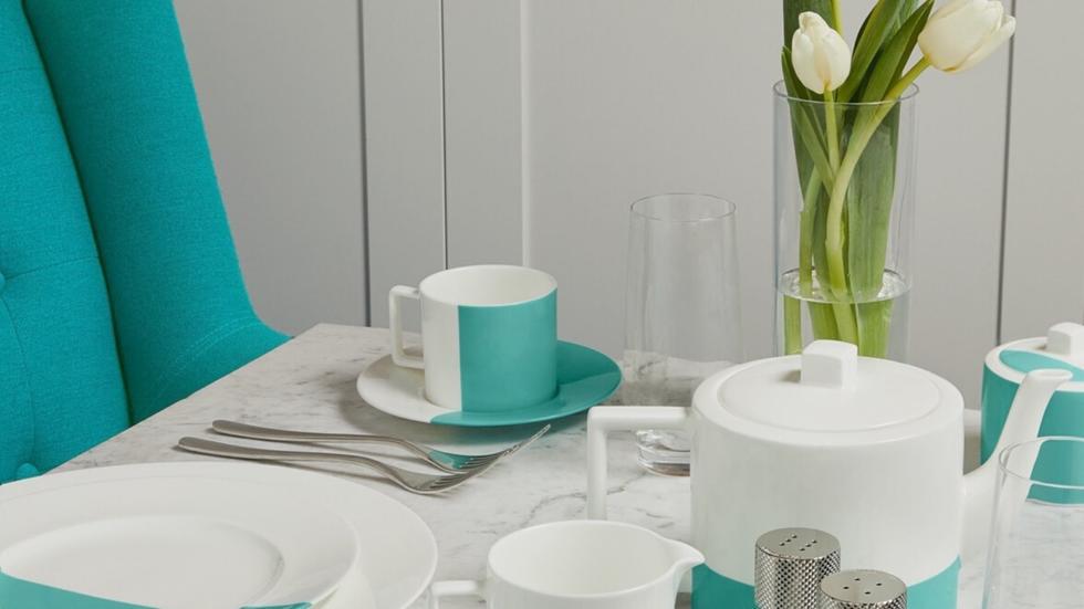 Tiffany & Co., Tiffany's, Breakfast at Tiffany's, Cafés, London, Harrods, Knightsbridge, Instagrammable Cafes