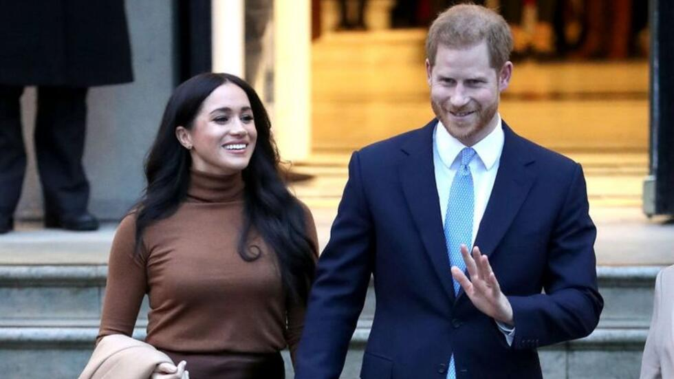 Meghan and Harry release a statement about coronavirus