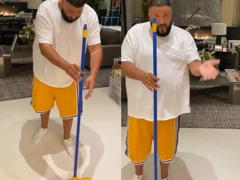 What the heck is the #BroomChallenge and why is it trending?