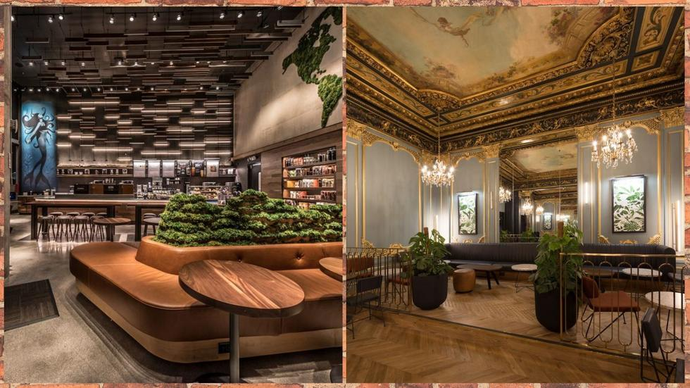 The 17 most beautiful Starbucks locations around the world