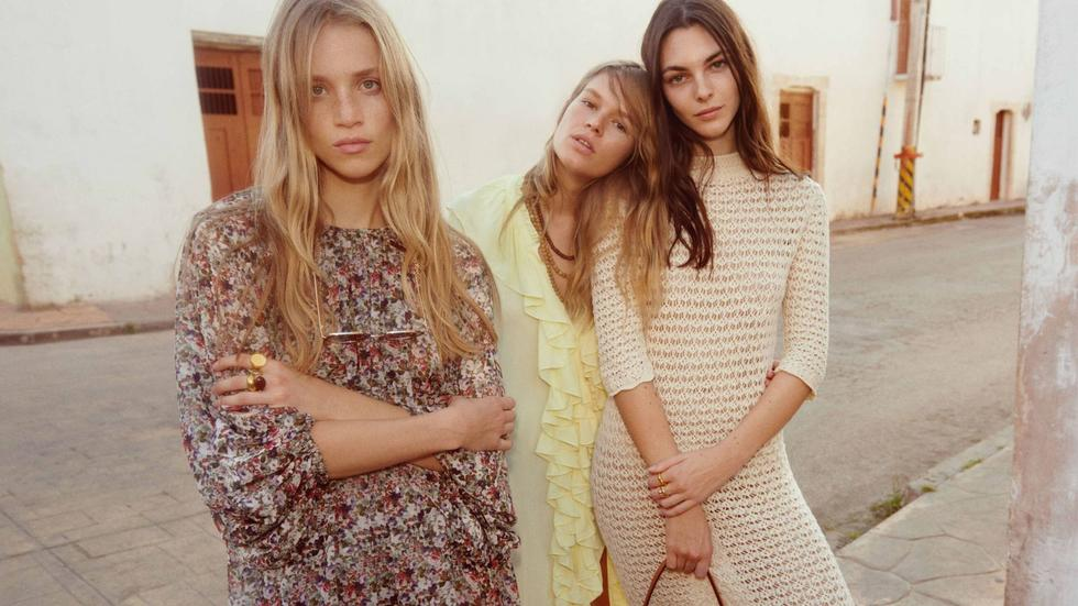 Exclusive: Brb, just buying the entirety of Mango's *dreamy* S/S20 collection