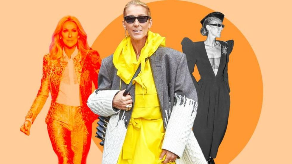 50 of Celine Dion's most wildly dramatic outfits—but TBH, there are too many to count