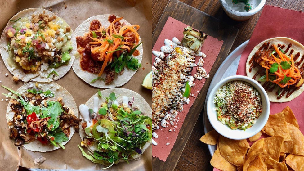 This Mexican restaurant in Dubai is the perfect girls' night out