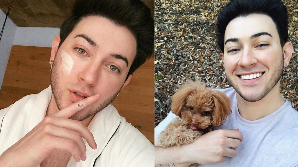 Manny MUA has accused Makeup Revolution of copying his packaging