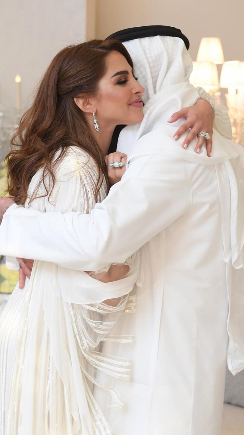 Fouz Al Fahad shares more details about her super secret wedding