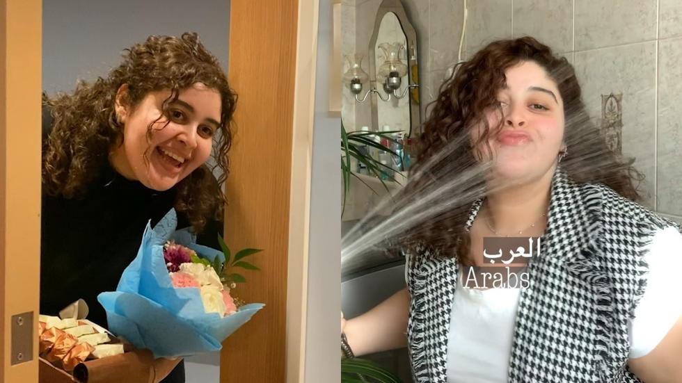 Hadeel Marei's TikTok videos will cure your quarantine boredom