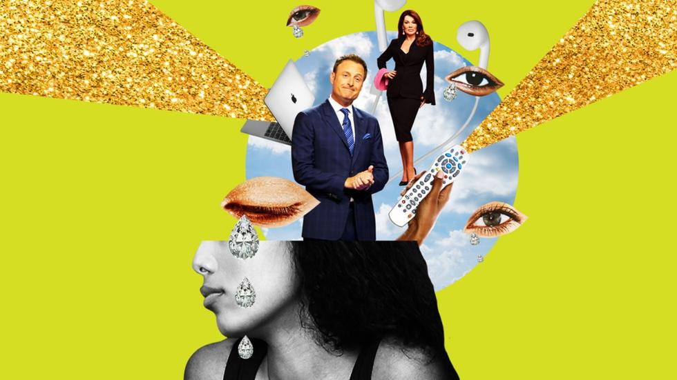 Why we binge reality TV when we're bummed out