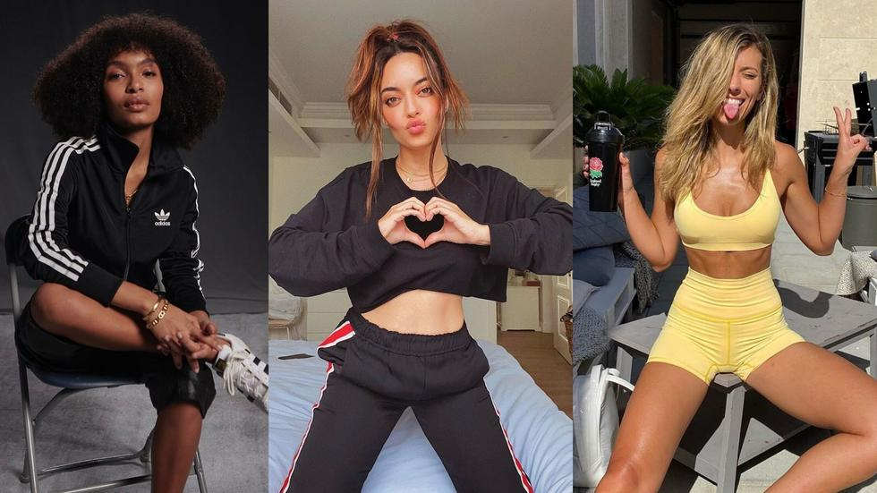 How 11 celebs and influencers are staying fit during quarantine