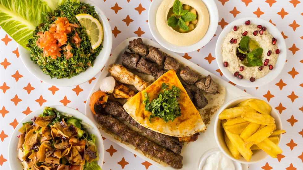 Allo Beirut has quickly become our go-to lunch spot thanks to its generous portion sizes and affordable meal combos. Plus, hummus puts everyone in a good mood - amirite? 800-ToBeirut
