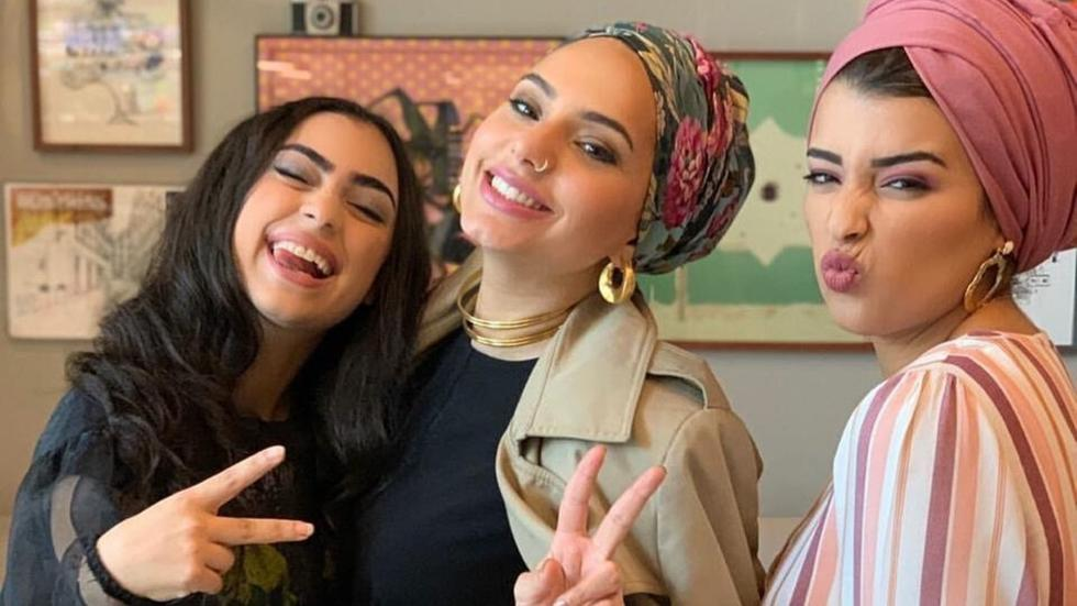Arabic fashion series 'AYA' is set to launch daily live episodes