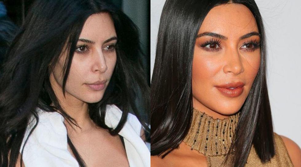 Kardashians with no makeup, Kim Kardashian, Kylie Jenner, Kendall Jenner, Khloe Kardashian, Kourtney Kardashian, Makeup-free looks