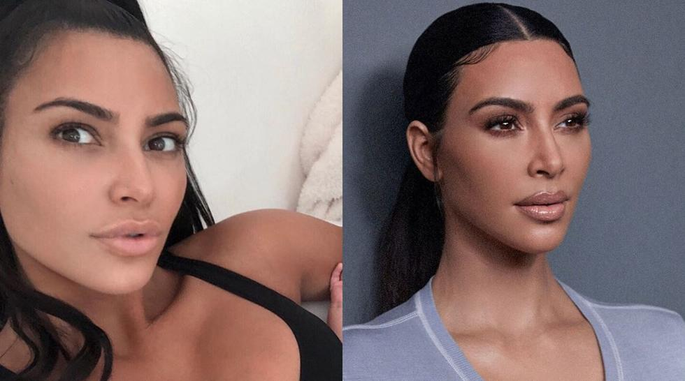 24 Times the Kardashians went makeup-free (and looked ah ...