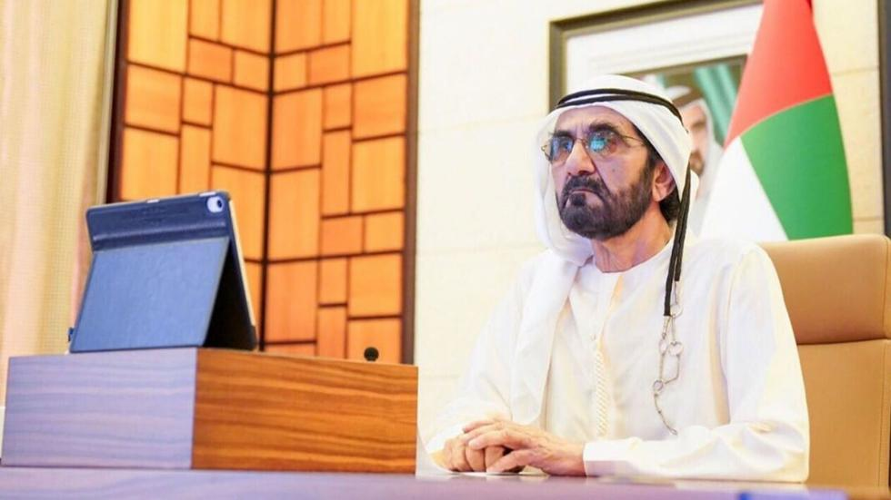 Sheikh Mohammed just made a huge donation to the NHS to help the fight against COVID-19