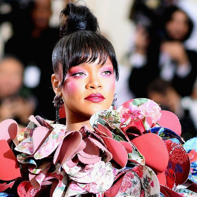 Rihanna's stylist revealed what her Met Gala 2020 dress looked like